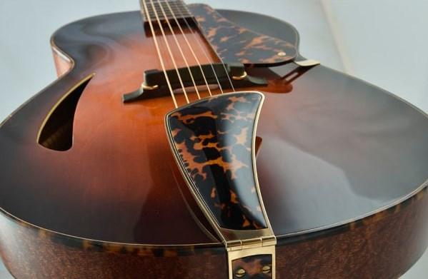 Wout Bosma Jazz-guitar