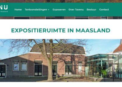 Tavenu expositieruimte Maasland